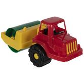 Sand Roller Truck