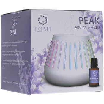 Essential Oil Peak LED Diffuser