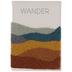 Wander Faux Leather Passport Holder