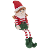 Girl Elf Shelf Sitter