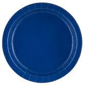 Blue Paper Plates - Large