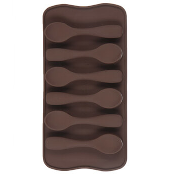 Spoons Silicone Chocolate Mold
