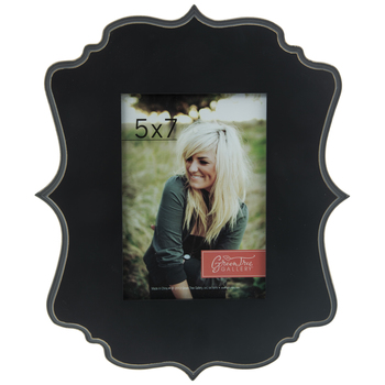 Quatrefoil Wood Wall Frame