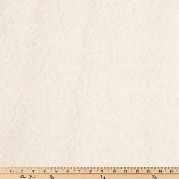 White Curly Pile Fleece Fabric