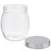 Round Glass Mason Jar - 23 Ounce