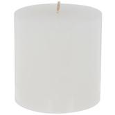 """Peppermint Dream Pillar Candle - 3"""" x 3"""""""