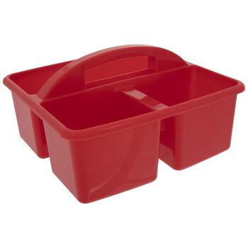 Red Organizer Caddy