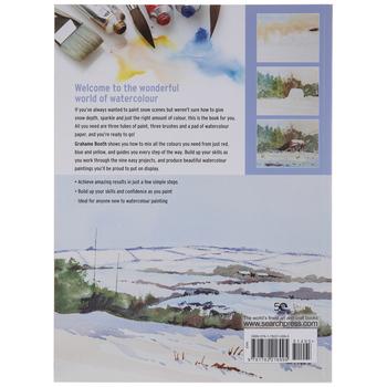 Watercolor Snow Scenes