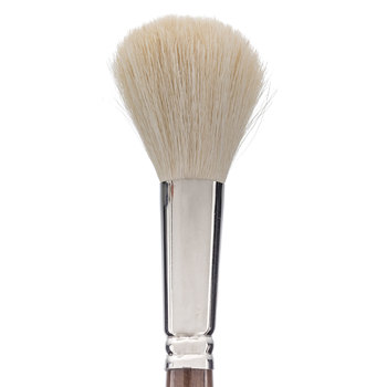 Goat Hair Round Paint Brush