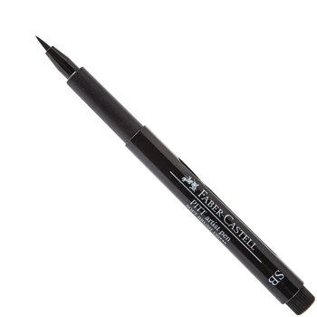 Black Faber-Castell PITT Artist Soft Brush Pen