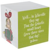 Dr. Seuss Cindy Lou Who Box