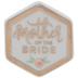 Mother Of The Bride Hexagon Pin
