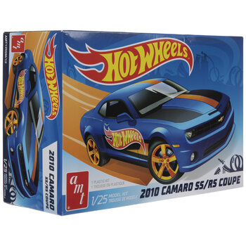 Hot Wheels 2010 Camaro Coupe Model Kit