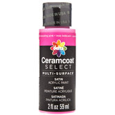 Ceramcoat Select Multi-Surface Satin Paint