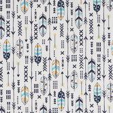 Feather & Arrow Duck Cloth Fabric