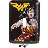 Wonder Woman Single Switch Plate