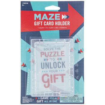 Maze Gift Card Holder