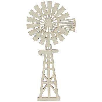 Windmill Wood Shape