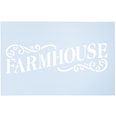 Farmhouse Stencil