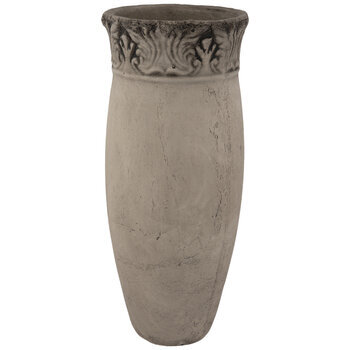 Scroll Vase