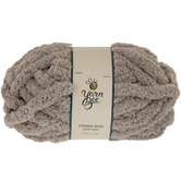 Light Gray Yarn Bee Eternal Bliss Yarn