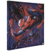 Spider-Man Speckled Canvas Wall Decor