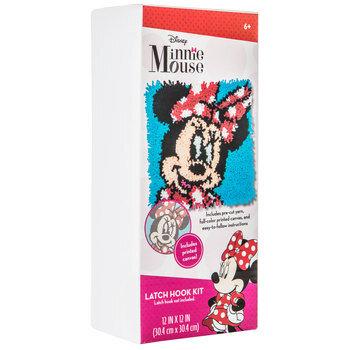 Minnie Mouse Latch Hook Kit