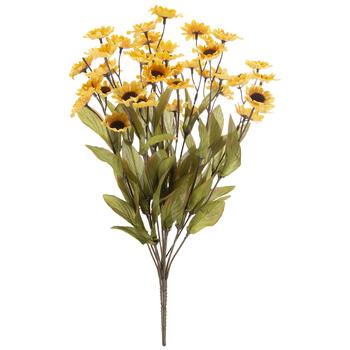 Yellow Velvet Sunflower Bush