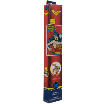 Wonder Woman Diamond Art Kit