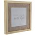 Best Life Framed Wood Wall Decor