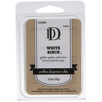 White Birch Fragrance Cubes