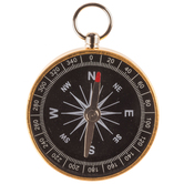 Working Compass Pendant