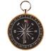 Working Compass Pendant