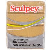 Buried Treasure Sculpey III Clay - 2 Ounce