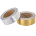 Gold & Silver Metallic Washi Tape