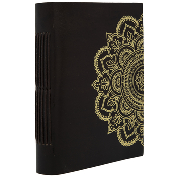 Gold Mandala Sketchbook