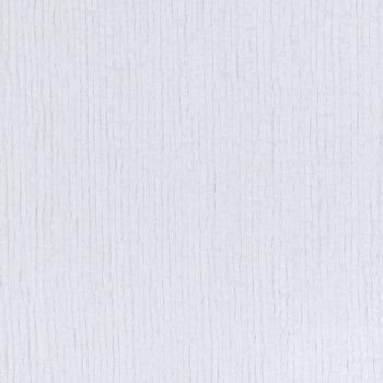 White Chenille Terry Cloth Cotton Fabric