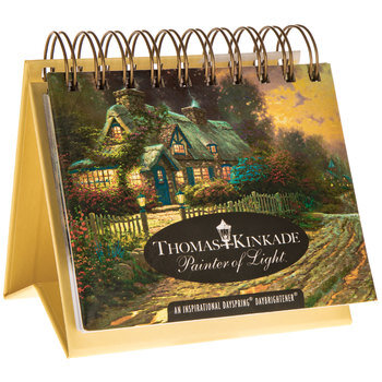 Thomas Kinkade Painter Of Light Day Calendar