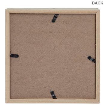 Square Wood Shadow Box