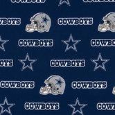 NFL Dallas Cowboys Cotton Fabric