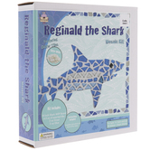 Reginald The Shark Mosaic Kit