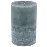 Mint & Eucalyptus Pillar Candle