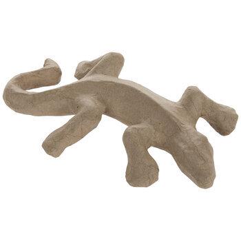 Paper Mache Lizard