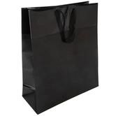 Black Gift Bag - Jumbo