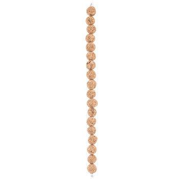 Round Cork Bead Strand - 10mm