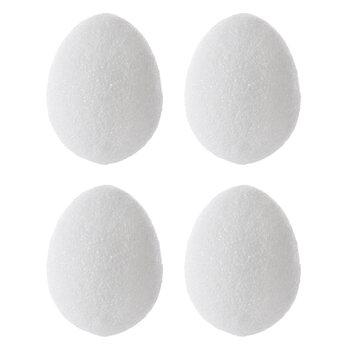 """CraftFoM Foam Eggs - 2.7"""" x 2.3"""""""