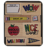 From The Classroom Rubber Stamps