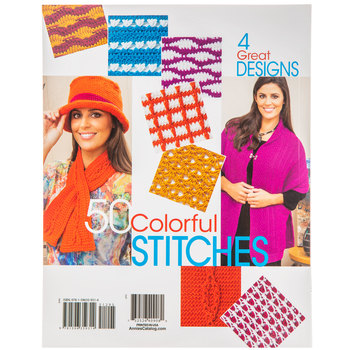 50 Tunisian Crochet Stitches