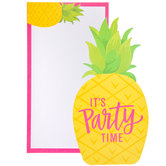It's Party Time Pineapple Invitations