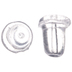 Ear Nuts Value Pack - 5.5mm